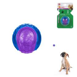 Grossiste Balle sonore bleue et violette - taille S