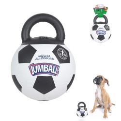 Grossiste Ballon de foot blanc et noir avec poignée