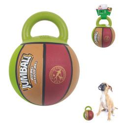 Grossiste Ballon de basket vert et marron avec poignée