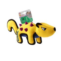 Grossiste Peluche ultra résistante en forme de raton laveur - jaune