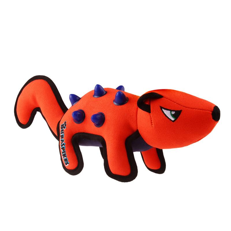 Grossiste Peluche ultra résistante en forme de raton laveur - orange