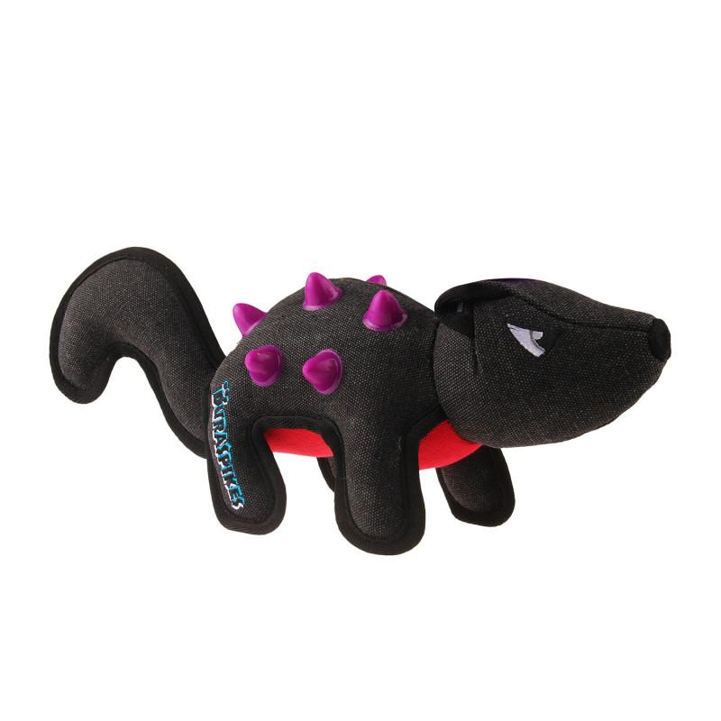 Grossiste Peluche ultra résistante en forme de raton laveur - noir