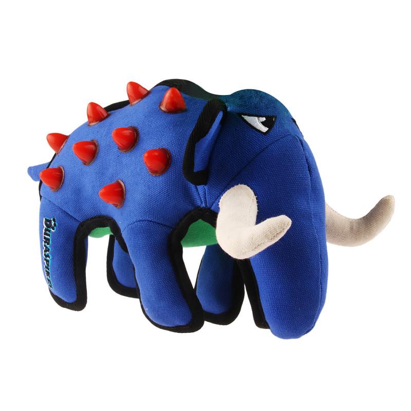Grossiste Peluche ultra résistante en forme d'éléphant - bleu
