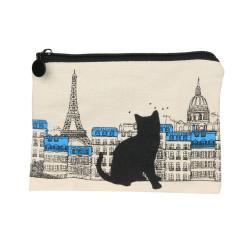 Grossiste Pochette chat - Tour Eiffel