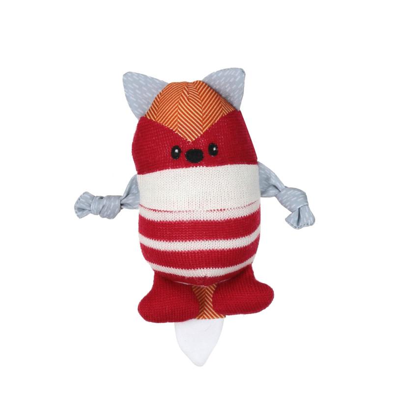 Grossiste Peluche en forme de renard rouge