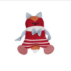 Grossiste Peluche en forme de chat rouge - Large