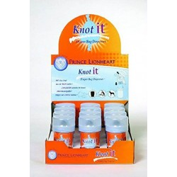 Wholesaler Knot It bag dispenser