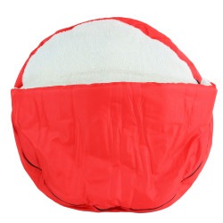 Couchage dome rouge - 74