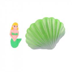 Grossiste et fournisseur. Coquillage magique vert avec sirène