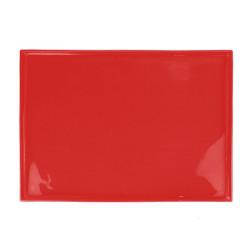 Grossiste plaque à génoise spécial Noël rouge
