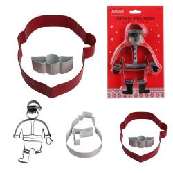 Grossiste emporte-pièces puzzle spécial Noël