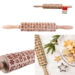 Grossiste rouleau à pâtisserie motifs spécial Noël