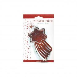Grossiste emporte-pièces de 12cm étoile filante