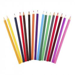 Grossiste et fournisseur. 16 crayons de couleur