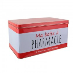 Wholesaler and supplier. Medication storage box