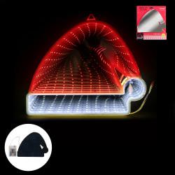 Grossiste miroir LED effet infini en forme de bonnet 16cm