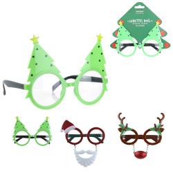 Grossiste lunettes de Noël fun