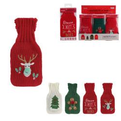Grossiste chaufferettes de poche avec pompon de Noël