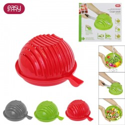 Grossiste et fournisseur. Coupe salade express rouge