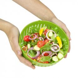 Grossiste et fournisseur. Coupe salade express vert