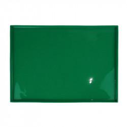 Grossiste plaque à génoise spécial Noël verte