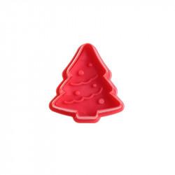 Grossiste emporte-pièce poussoir spécial Noël en forme de sapin de Noël