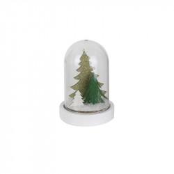Grossiste cloche LED de Noël de 13x7.5cm