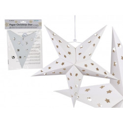 Grossiste etoile de noël en papier de 40 cm